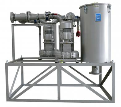 Contec Oil Mist Separator/Oil Mist Eliminator Type 8.000/762, Flow rate 950 Nm³/h