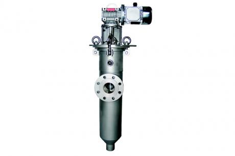 Contec® fully automatic wedge wire filter for liquid filtration