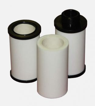 Polyglass filtration elements for air and gas filtration