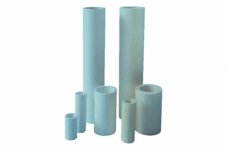 Microglass fiber particle filters for air and gas filtration