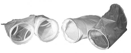 Filter bags for liquid filtration