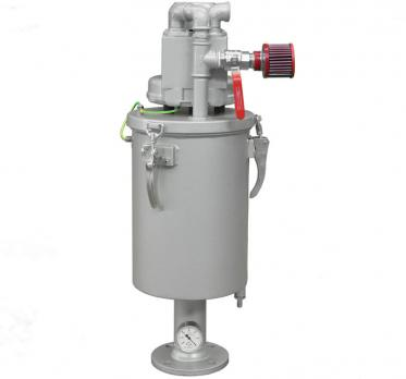 Contec® Oil Mist Separator/Oil Mist Eliminator Type 180/435, Flow rate 24 Nm³/h
