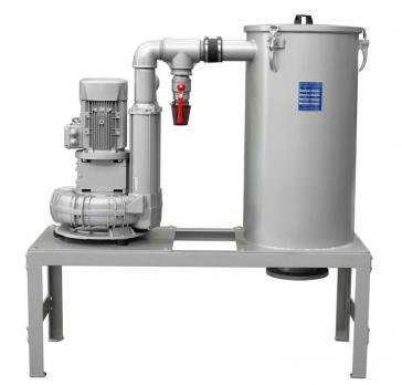Contec® Oil Mist Separator/Oil Mist Eliminator Type 4.000/630, Flow rate 470 Nm³/h
