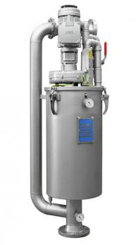 Contec® Oil Mist Separator/Oil Mist Eliminator Type 1.500/980, Flow rate 180 Nm³/h